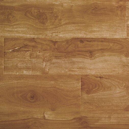 6 x 48 x 12.3mm  Laminate Flooring in Golden Apple (Set of 22) by Serradon