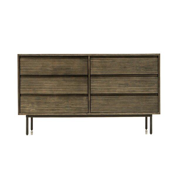 Ean 6 Drawer Dresser by Union Rustic