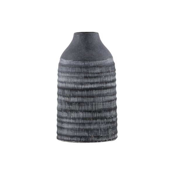 Cantor Round Cement Table Vase by Union Rustic