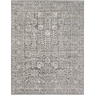 Best Reviews Hannah Gray Area Rug By Laurel Foundry Modern Farmhouse