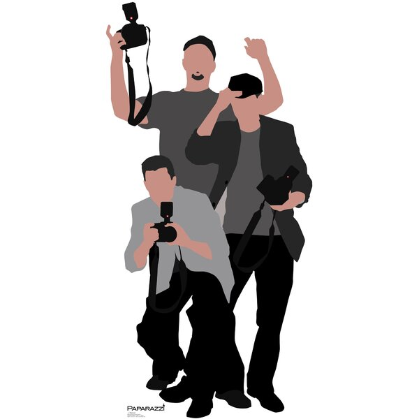 Paparazzi Stand-Up by Advanced Graphics