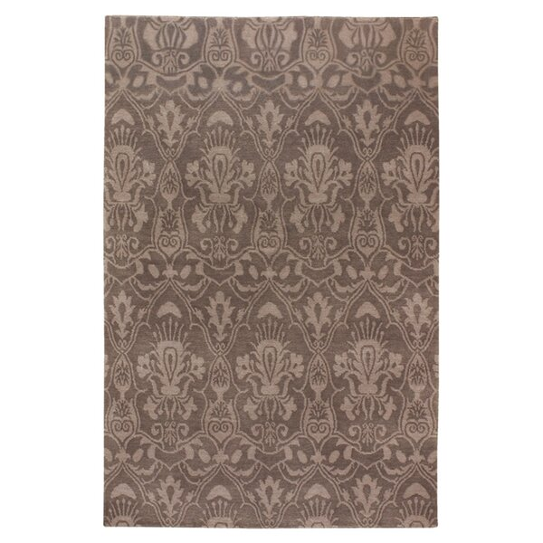 Charlesworth Brown Rug by Canora Grey