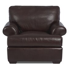 Peabody Club Chair by Klaussner Furniture