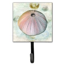 Anemone Leash Holder and Wall Hook by Caroline's Treasures