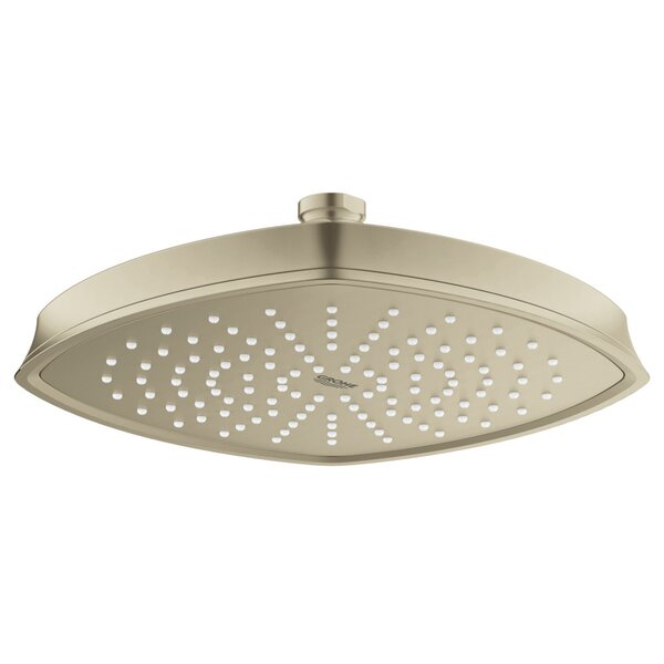 Rainshower Grandera Rain Fixed Shower Head by GROHE GROHE