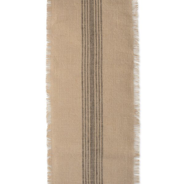 Derek Table Runner by Gracie Oaks