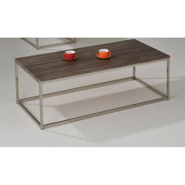 Aurelio Coffee Table by 17 Stories