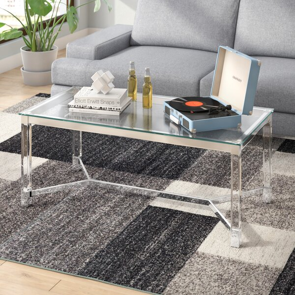 Farmingdale Coffee Table by Wade Logan
