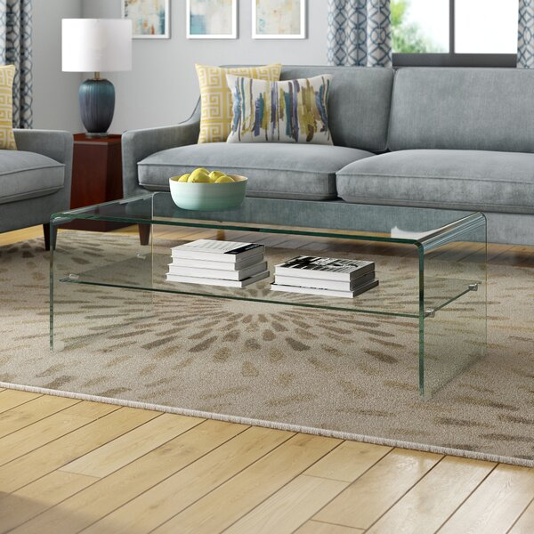 Trueman Coffee Table by Wade Logan