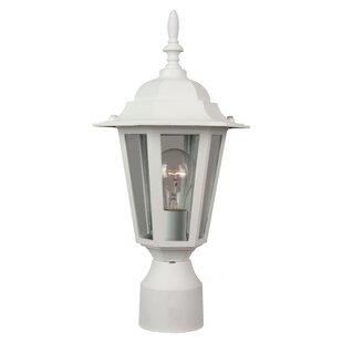 Read Reviews Oakhill 8 Post Lantern By Charlton Home