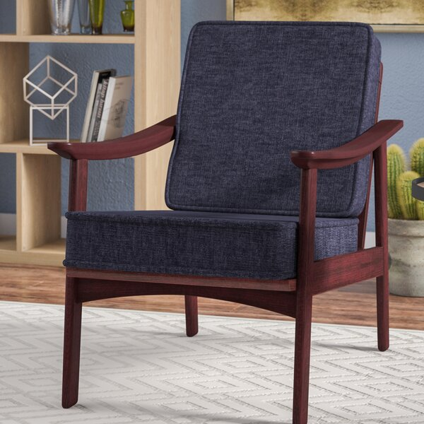 Brice Shutesbury Armchair by Langley Street