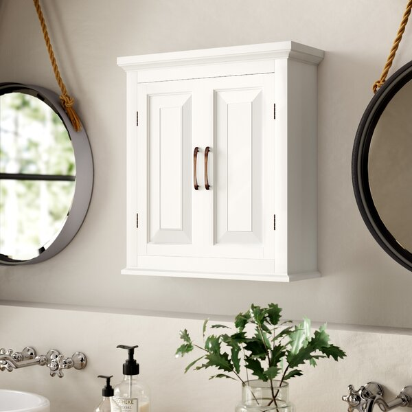 Arapahoe 22.5 W x 25 H Wall Mounted Cabinet by Greyleigh