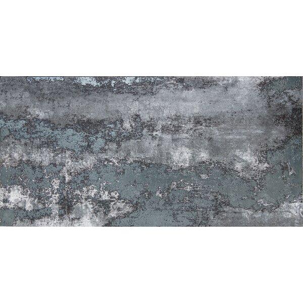 Chemistry 12 x 24 Porcelain Field Tile in Gray by Emser Tile