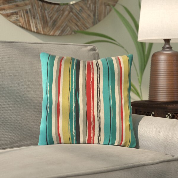 Fekhara Outdoor Throw Pillow (Set of 2) by Bungalow Rose