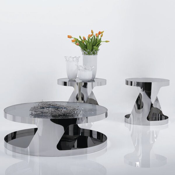 Torrence Modern Coffee Table by Orren Ellis Orren Ellis