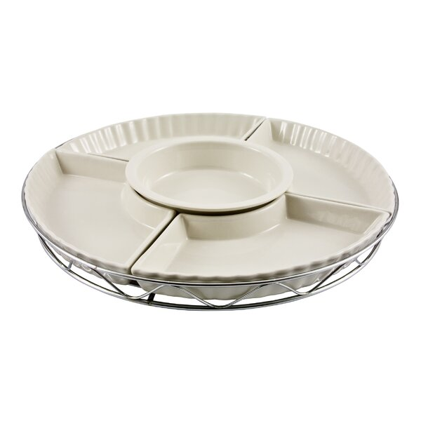 Clarice Lazy Susan by Godinger Silver Art Co