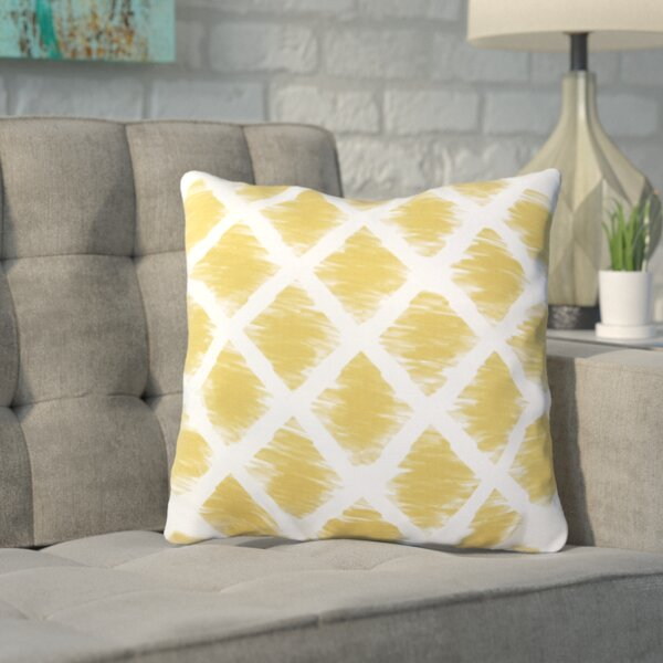 Numenius Outdoor Throw Pillow by Mercury Row