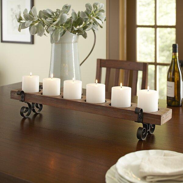 Plank Candleholder by Birch Lane™