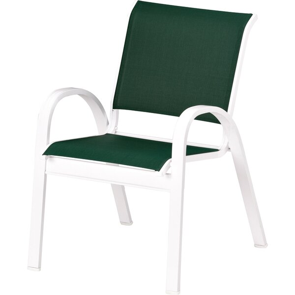Fortis Stacking Patio Dining Chair by Telescope Casual