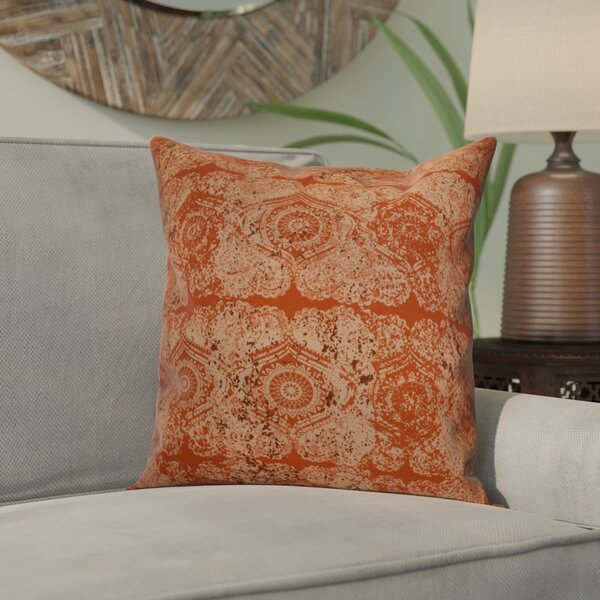 Soluri Patina Outdoor Throw Pillow by Bungalow Rose