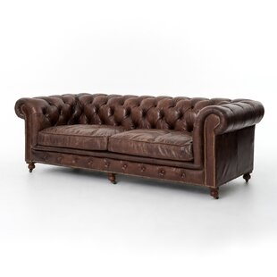 full grain leather sofa Full Grain Leather Sofa | Wayfair full grain leather sofa
