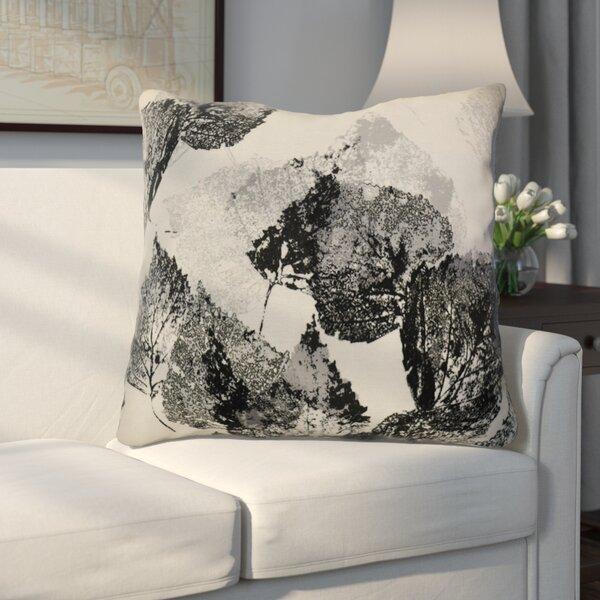 Miller Memories Floral Euro Pillow by Alcott Hill