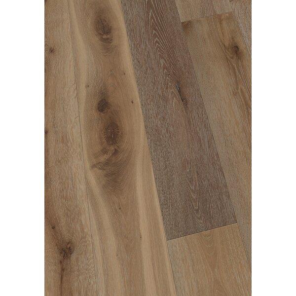 7.5 Engineered Oak Hardwood Flooring in Brushed Centennial by Maritime Hardwood Floors