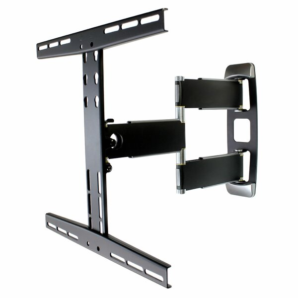 Apex Medium Ultra Slim Full Motion Wall Mount for 30 - 60 Screens by ProMounts