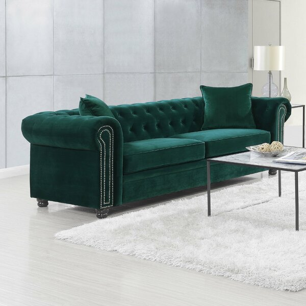 Modern Collection Heathfield Loveseat by Mercer41 by Mercer41