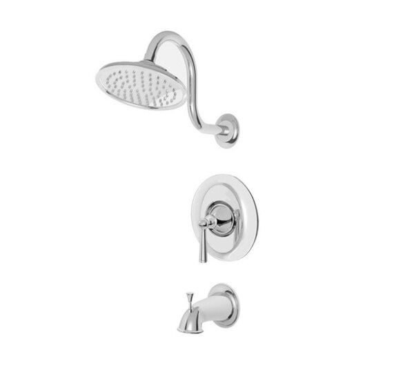 Saxton Single Handle Tub and Shower Trim by Pfister
