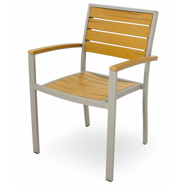 Loft Stacking Patio Dining Chair by Ivy Bronx