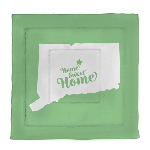 Hartford Home Sweet Single Reversible Comforter
