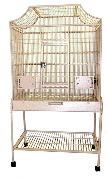 Bernice Elegant Style Flight Cage by Tucker Murphy Pet