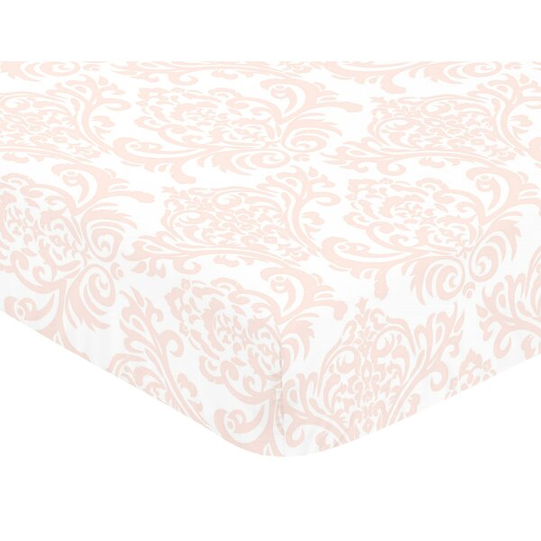 Amelia Fitted Crib Sheet by Sweet Jojo Designs