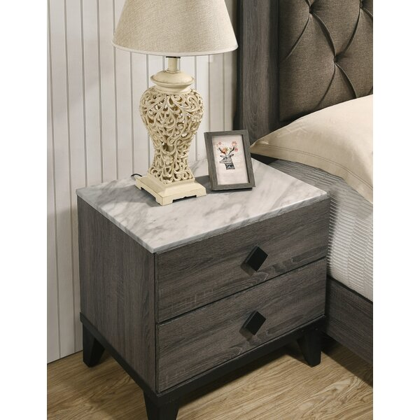 Victory 4 Drawer Chest by Ebern Designs