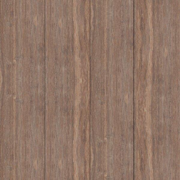 5 Engineered Bamboo Flooring in Driftwood by Bamboo Hardwoods
