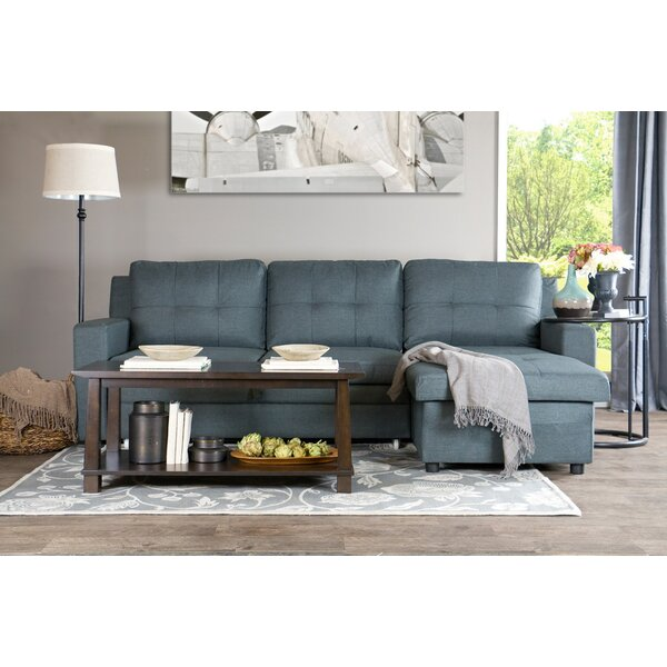 Baxton Studio Sleeper Sectional by Wholesale Interiors