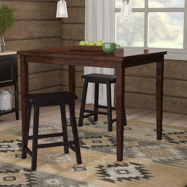 Oates Counter Height Dining Table by Winston Porter