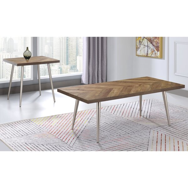 Gilmartin 2 Piece Coffee Table Set by Foundry Select Foundry Select