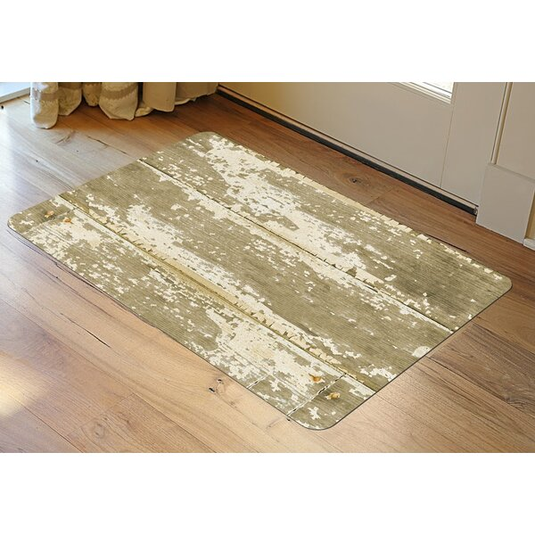 Fo Flor Barnboard Doormat by Bungalow Flooring