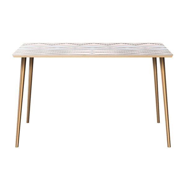 Hudock Dining Table by Bungalow Rose Bungalow Rose