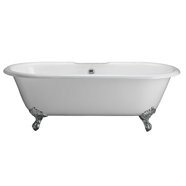 Duet 67 x 31 Soaking Bathtub Kit by Barclay