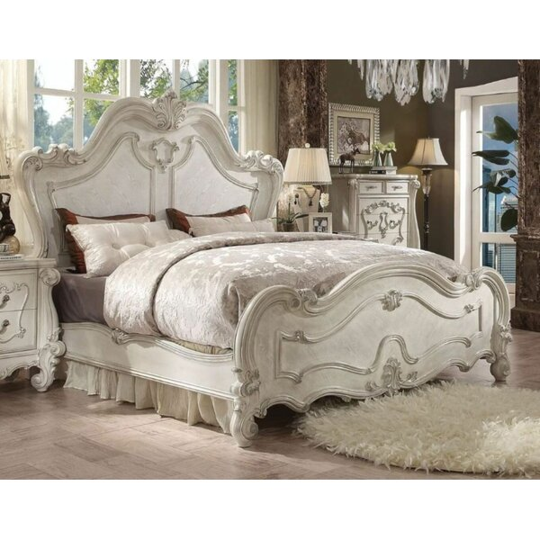 Caceres Eastern King Standard Bed by Astoria Grand