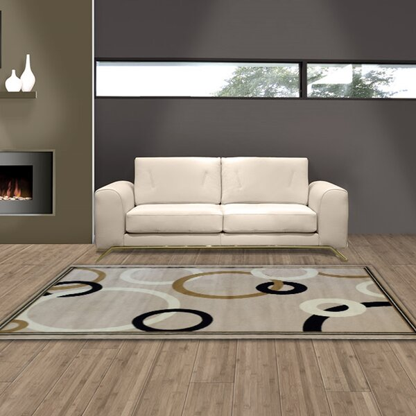 Cream Area Rug by Brady Home