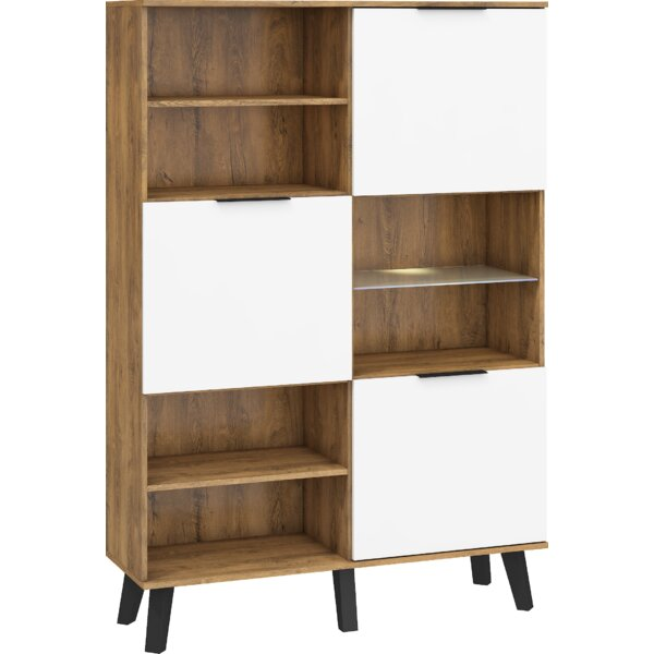 Swafford Multi-Purpose 3 Door Accent Cabinet by Ivy Bronx Ivy Bronx