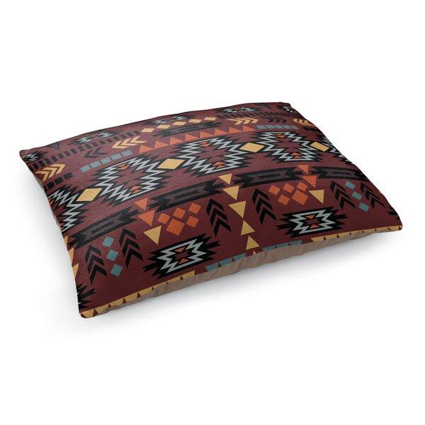 Tek Pet Bed Pillow by KAVKA DESIGNS