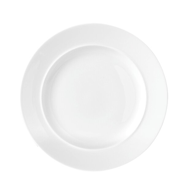Cafe Blanc 11 Dinner Plate by Dansk