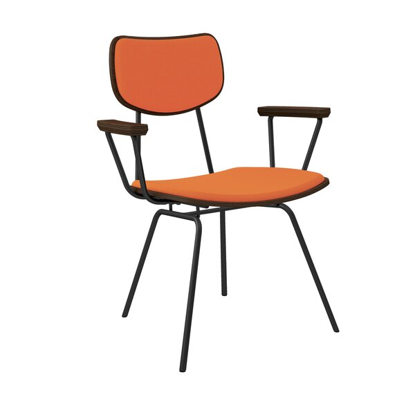 Melusine Upholstered Side Chair By Latitude Run