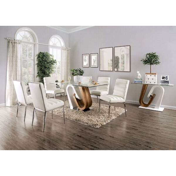Quellenhof 7 Piece Dining Set by Wrought Studio Wrought Studio