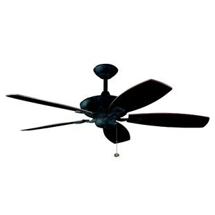 Find 52 Carbondale 5-Blade Ceiling Fan By Alcott Hill